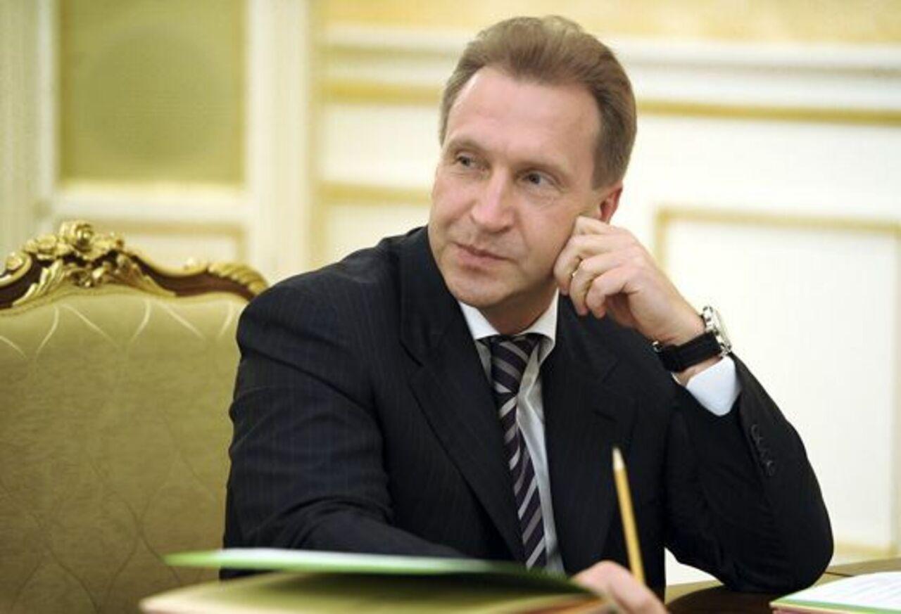 ВКемеровскую область прибыл 1-ый вице-премьер Игорь Шувалов