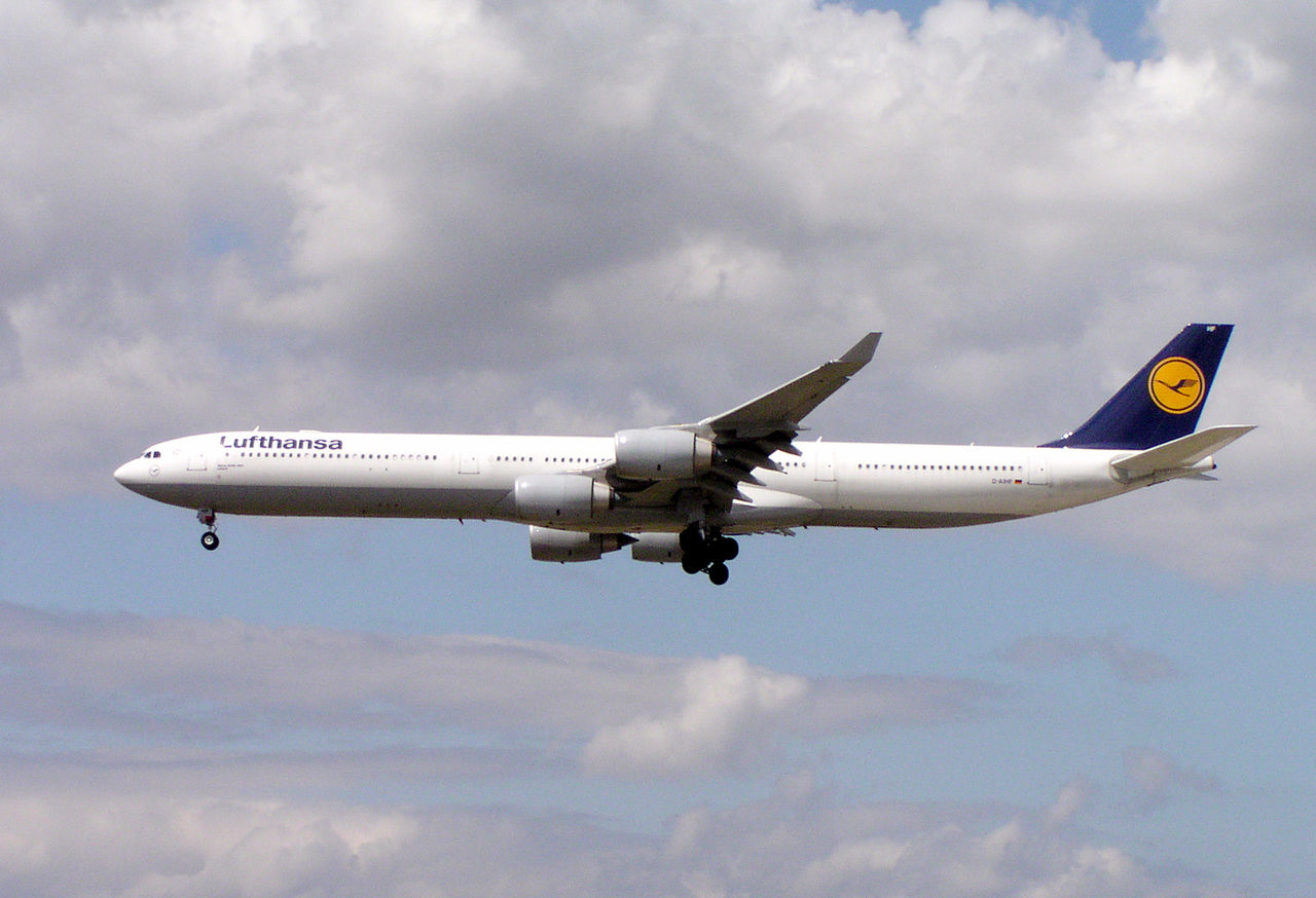 Самолет Lufthansa экстренно сел наКипре из-за поломки кофемашины
