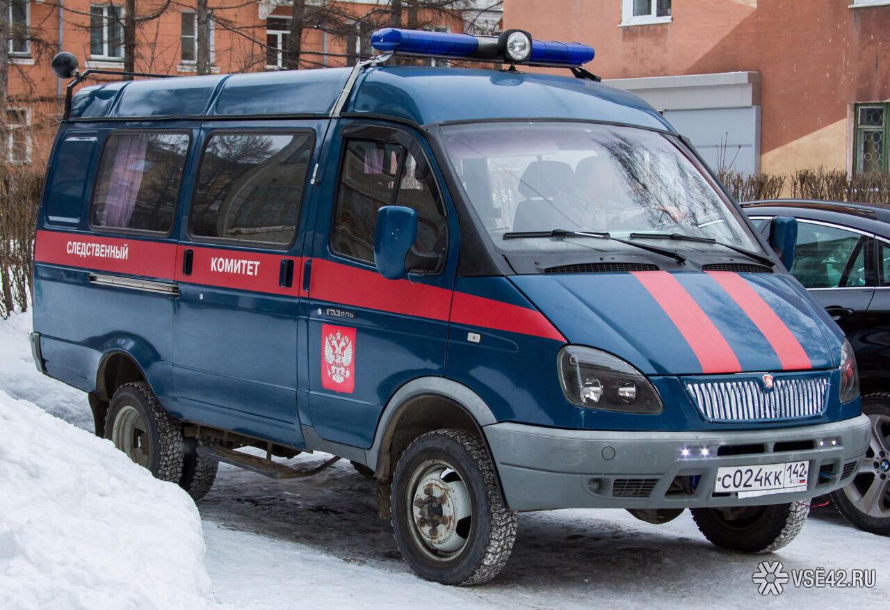 Кузбассовец пойдёт под суд засмерть четырёхлетнего сына