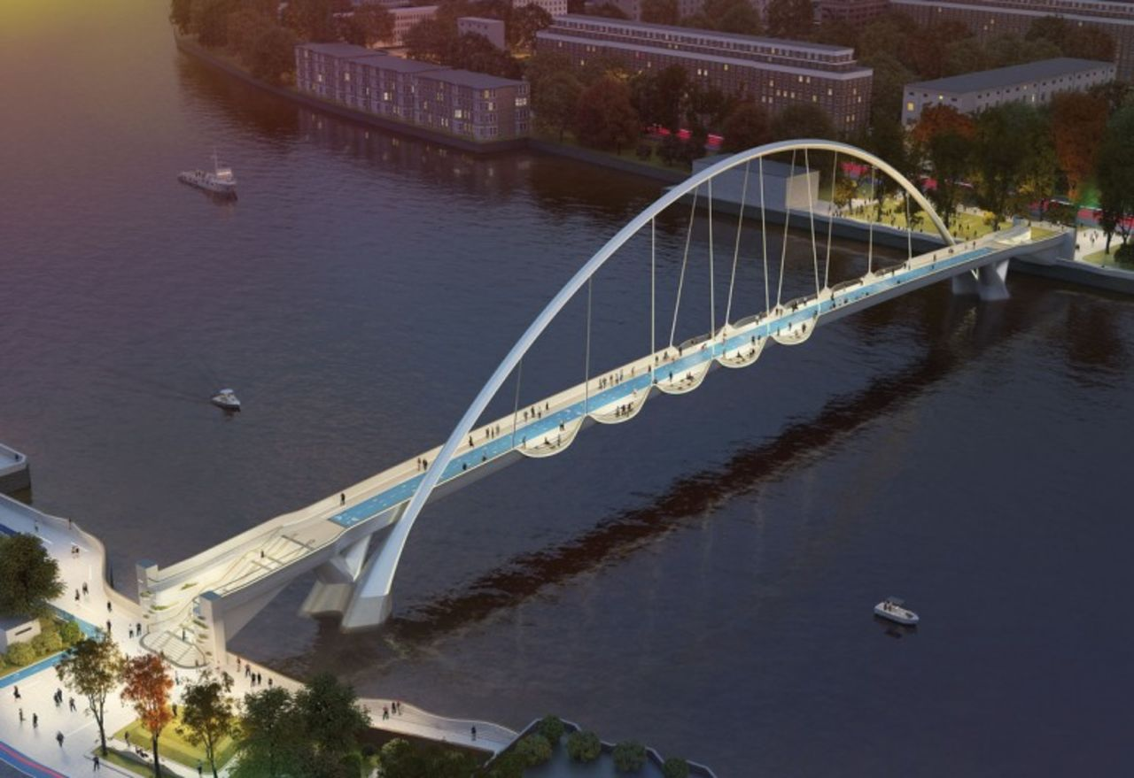 bridge design concept Although the concept itself is as simple as felling a tree across a creek, bridge design and construction entails serious ingenuity artists, architects and engineers.