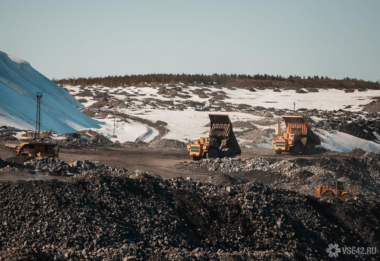 ВКузбассе планируют открыть две шахты кконцу августа