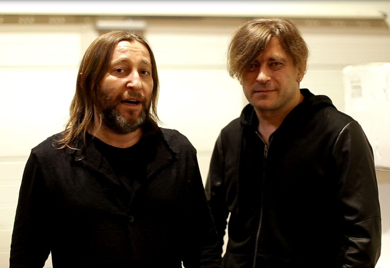 Участники «Арии» и«Би-2» объединились всупергруппу «Куртки Кобейна»