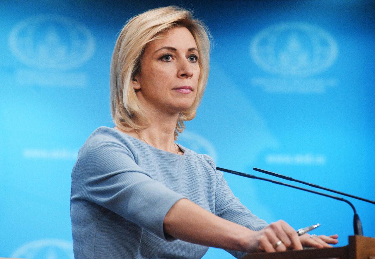 Захарова назвала работу западных СМИ поосвещению теракта вПетербурге халтурой
