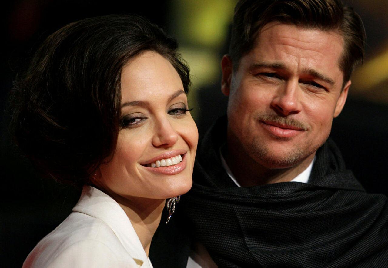 Анджелина Джоли иБрэд Питт устраивают тайные встречи вдвоем