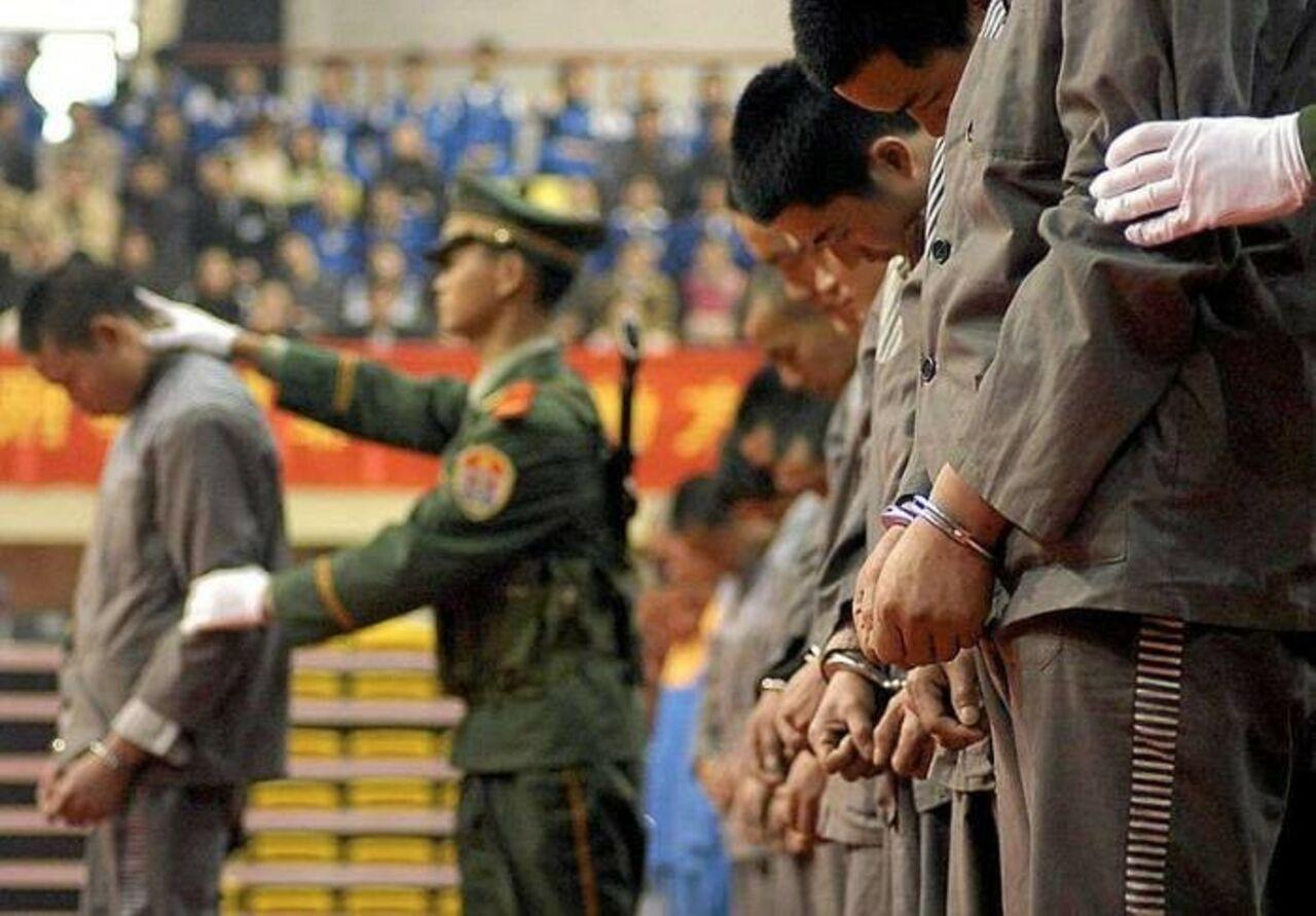 Власти Китая назвали число наказанных закоррупцию чиновников