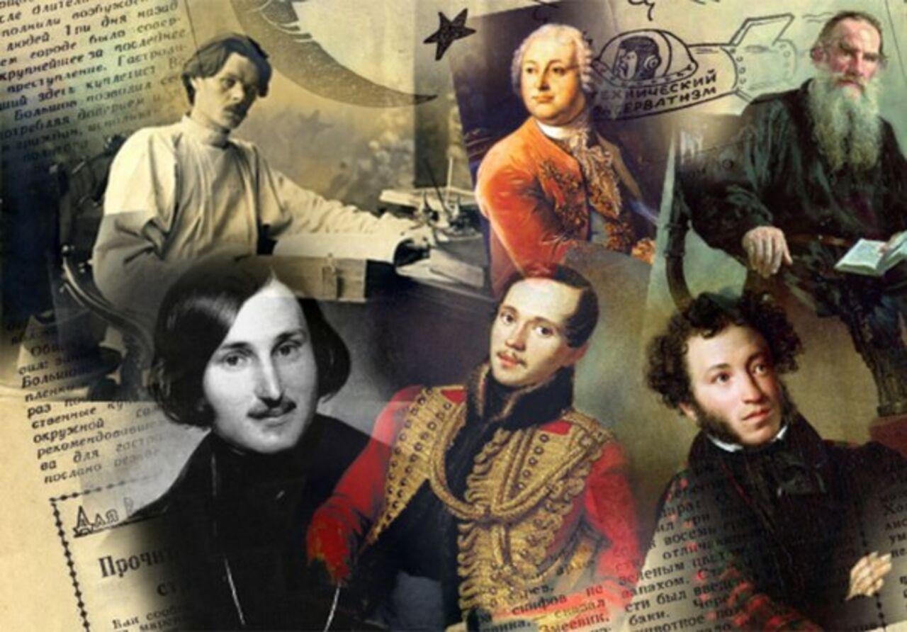 Пушкин иТолстой остаются самыми известными классиками ужителей российской федерации — Опрос