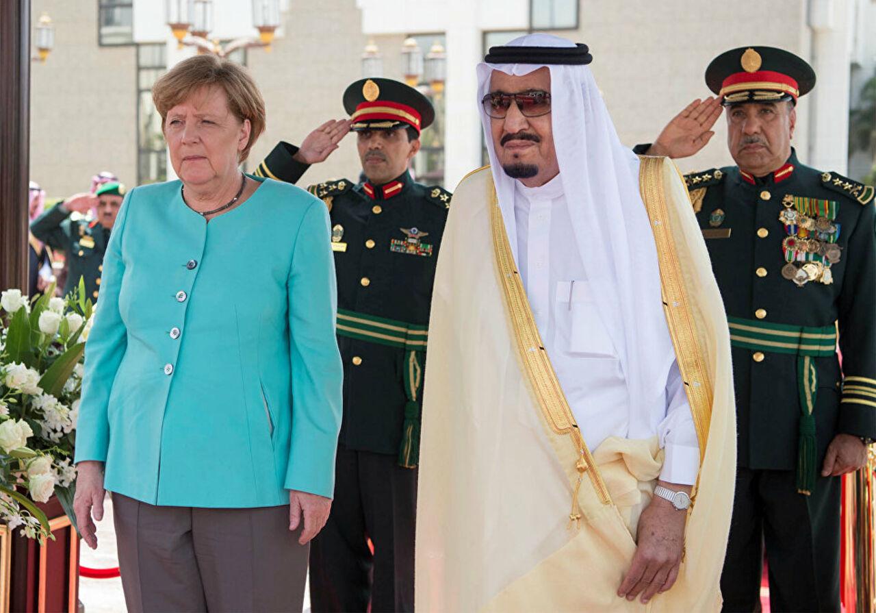 Германия хочет подключиться курегулированию ситуации вЙемене— Меркель