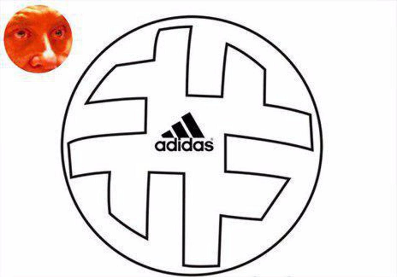 СМИ опубликовали изображение официального мяча футбольного ЧМ-2018 в Российской Федерации