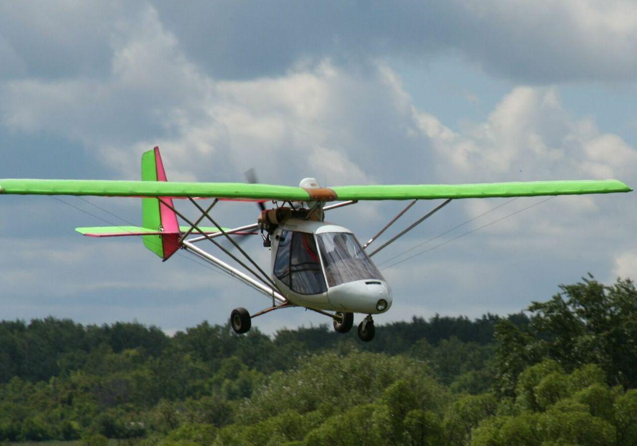 Малая авиация своими руками фото