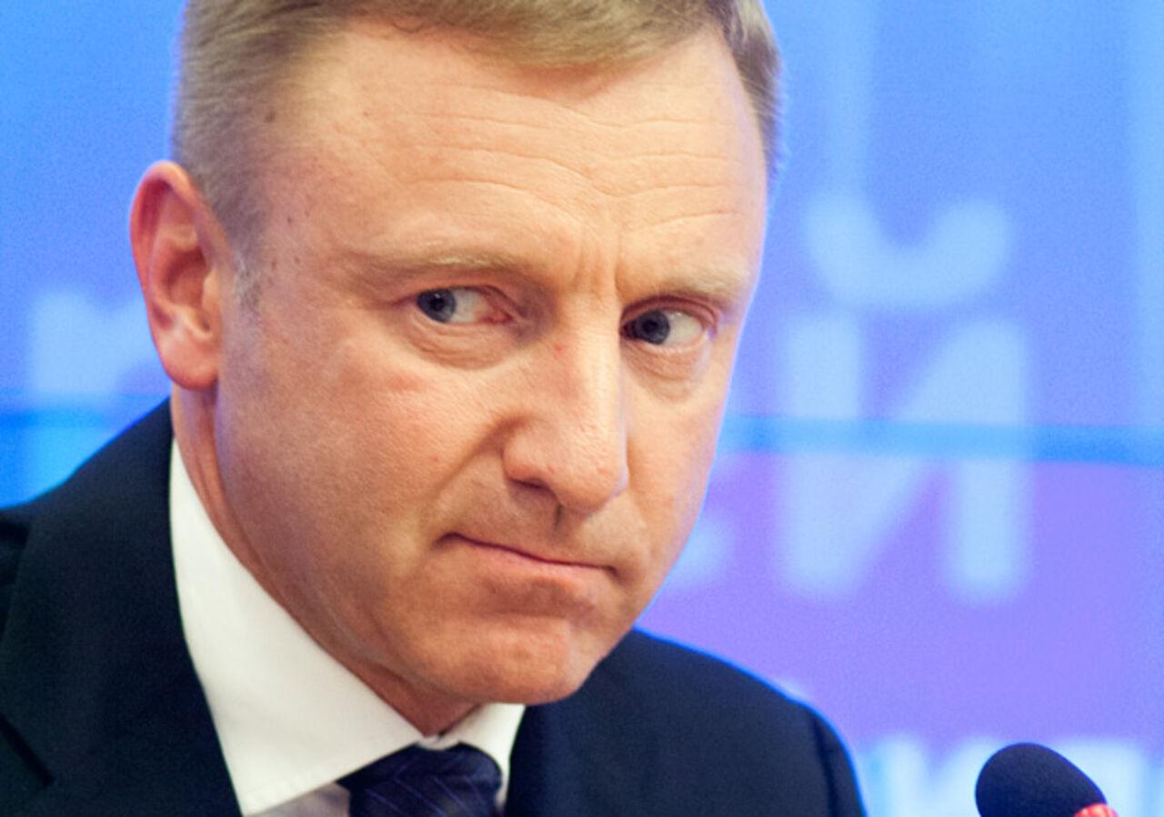 Министр образования и науки Дмитрий Ливанов получил'пятёрку от рэпера Басты на шоу'Вечерний Ургант