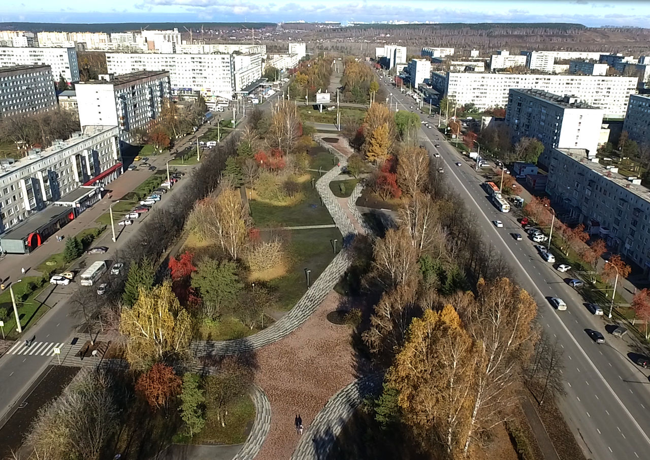 Середюк позвал кемеровчан напраздник вчесть открытия парка набульваре Строителей