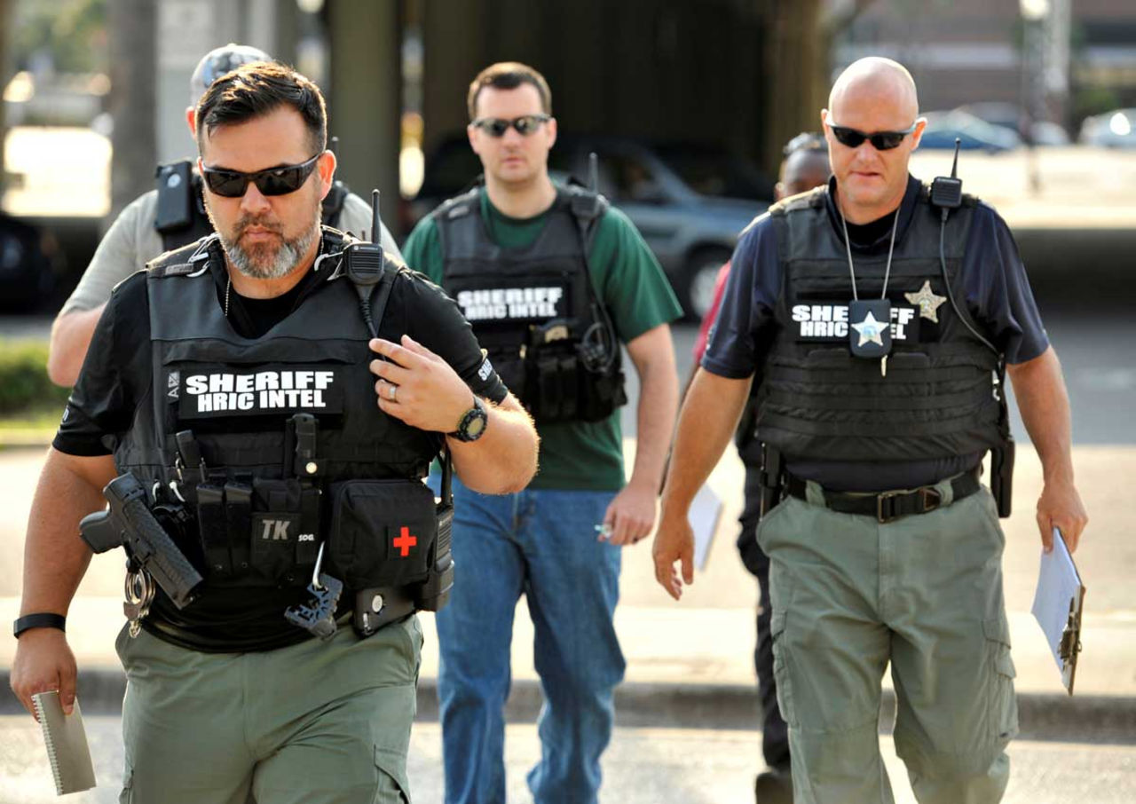 Полиция США предотвратила массовое убийство в исламском центре