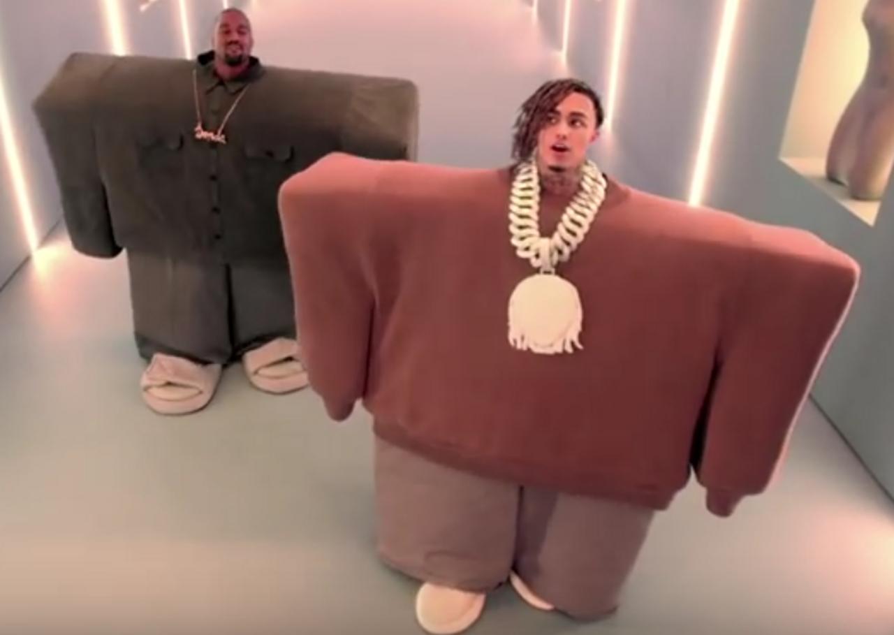 Новый клип Канье Уэста иLil Pump побил рекорд видеохостинга YouTube