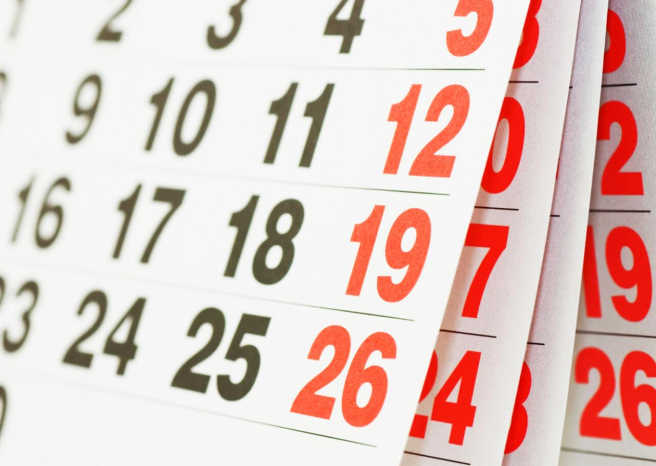 Минтруд подготовил предложения податам праздничных дней в 2018