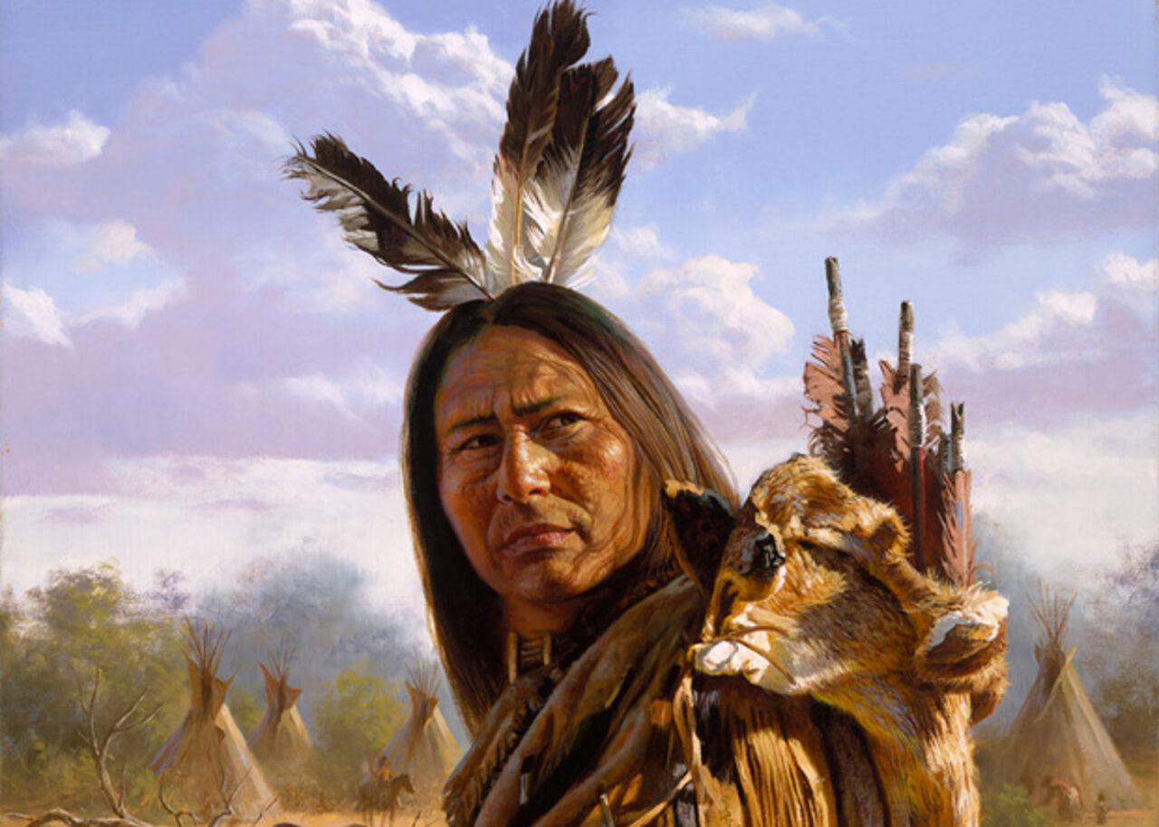 Археологи сняли вину с конкистадоров в вымирании индейцев