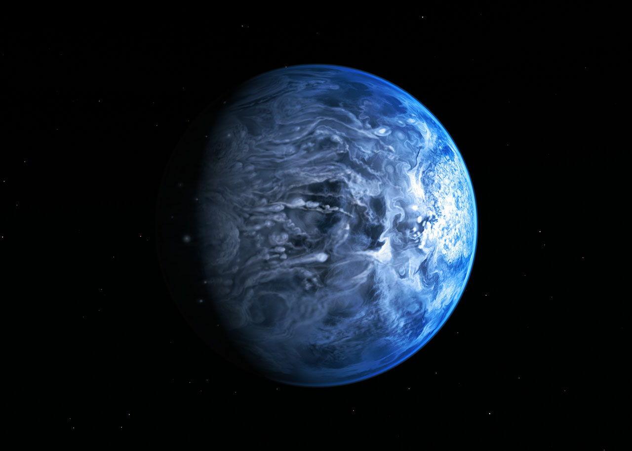 NASA отыскали планету схудшей воВселенной погодой