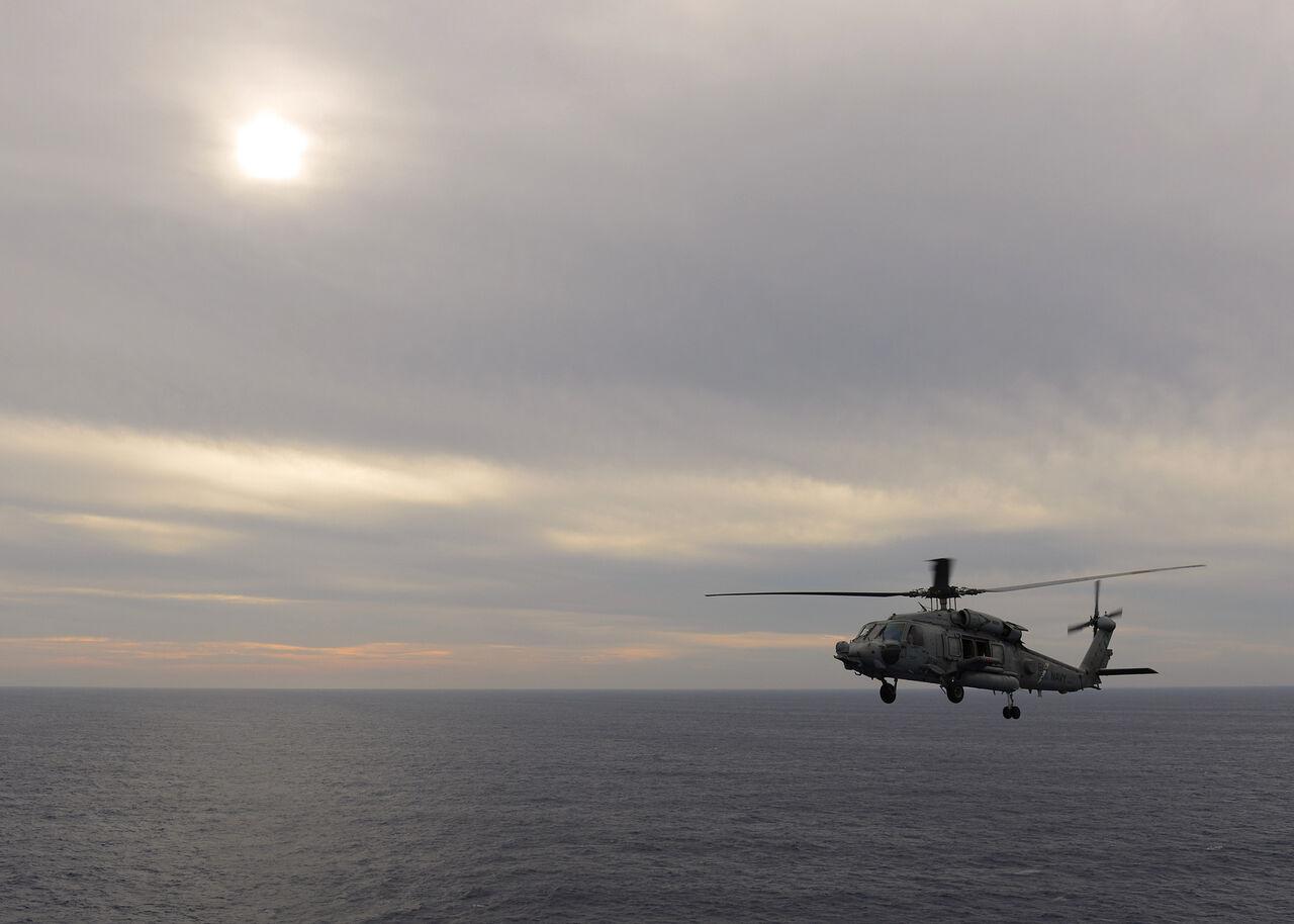 ВАравийском море затонуло судно сдесятками пассажиров наборту