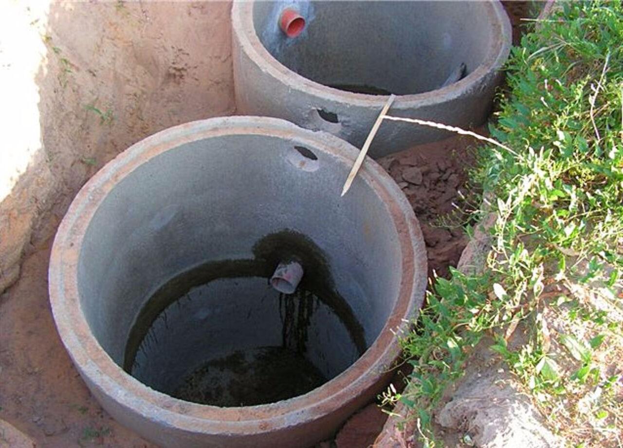 Выгребная яма с переливом: принцип работы, схемы сооружения