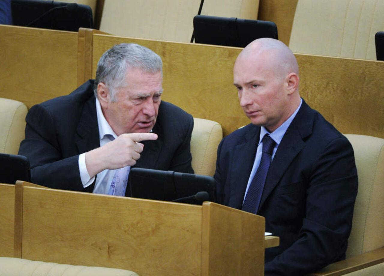 Гей обвинил Жириновского вдомогательствах