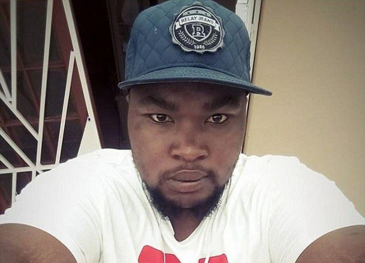 Полицейские беспощадно расправились сканнибалом, который пожирал убитую сожительницу наихглазах
