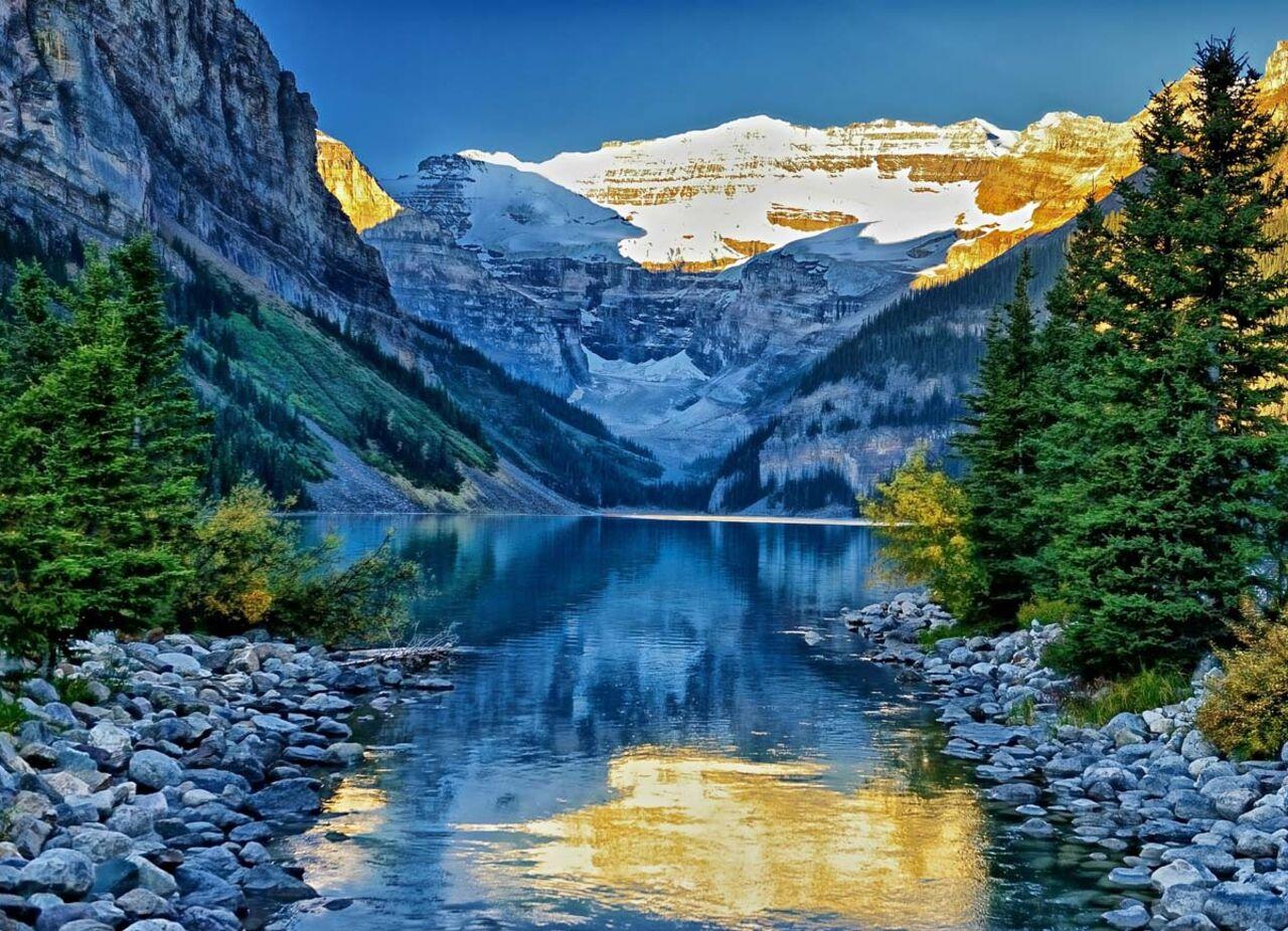 Биологи обнаружили вКанаде миллионы «первобытных» озер