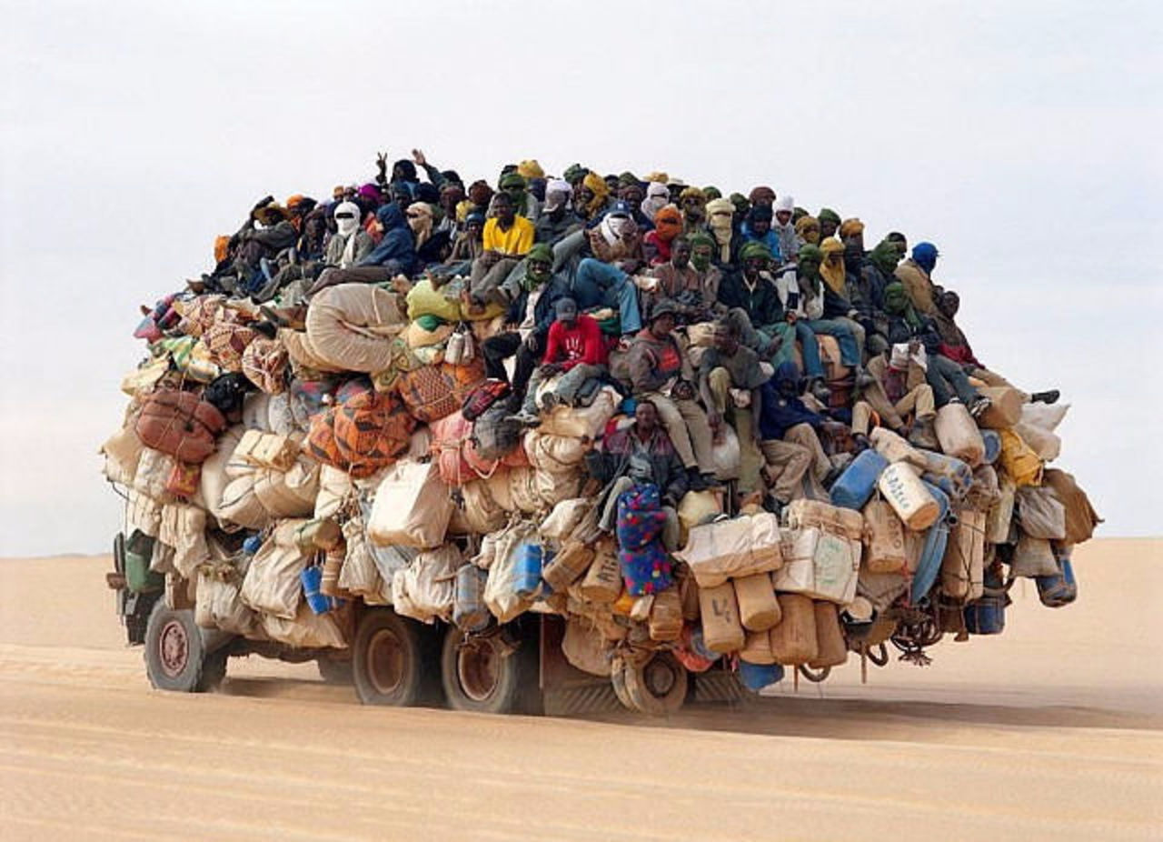 ВЦентральноафриканской республике ДТП забрало жизни практически 80 человек