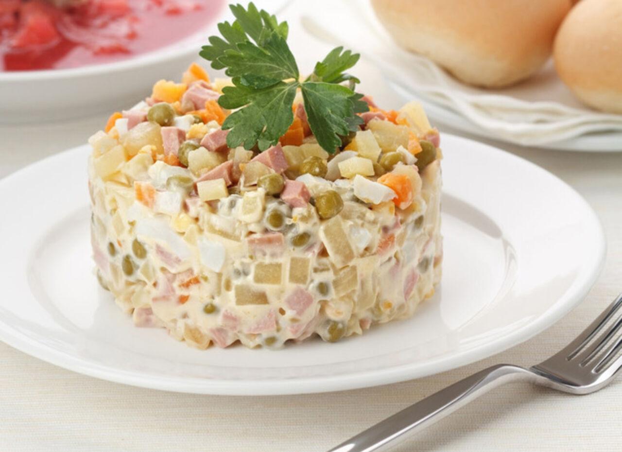 Индекс «Оливье»: салат вЛипецке один изсамых недорогих вгосударстве