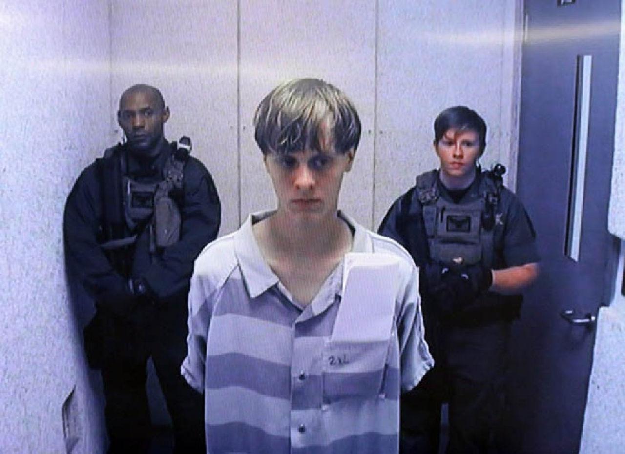 Убийце прихожан церкви Южной Каролины вынесен смертный вердикт