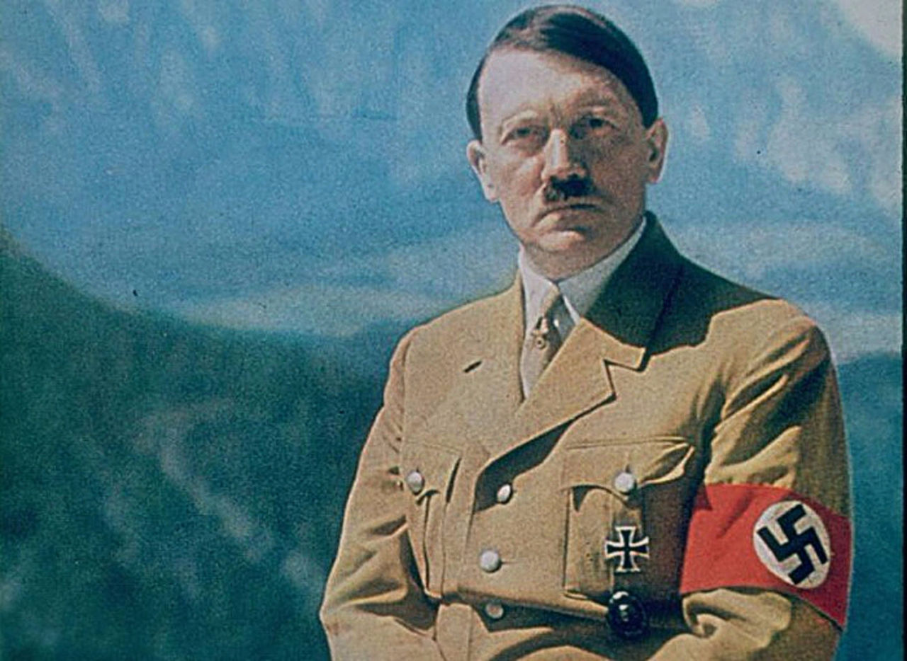 a biography of adolf hitler the leader of germanys nazi party
