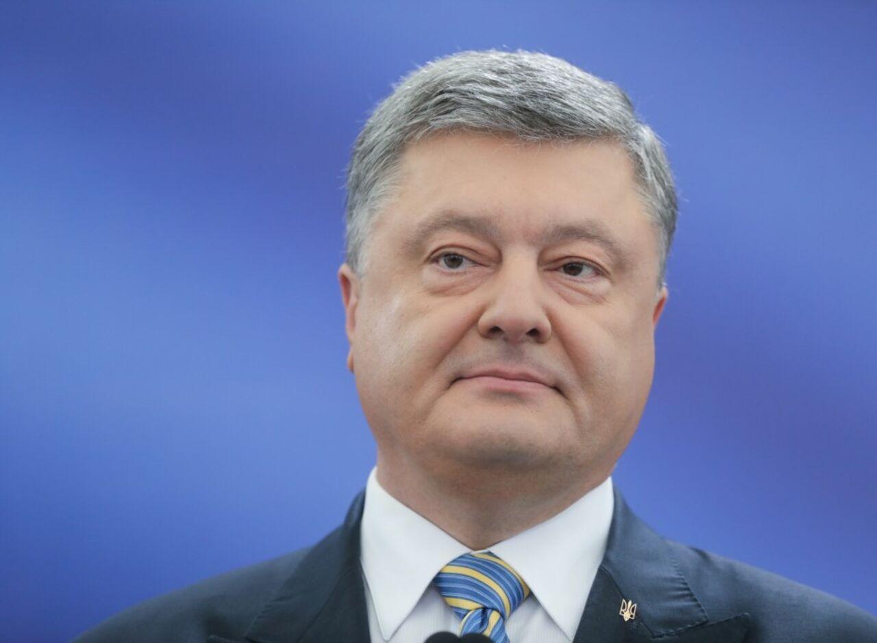 Порошенко поддержал хорвата Виду, скандировавшего «Слава Украине»