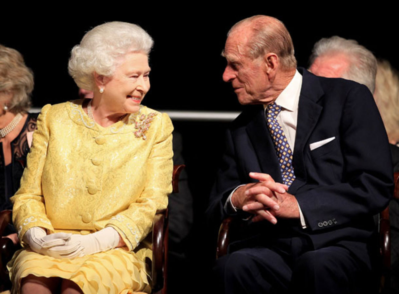Газета Telegraph сообщила осмерти супруга британской королевы