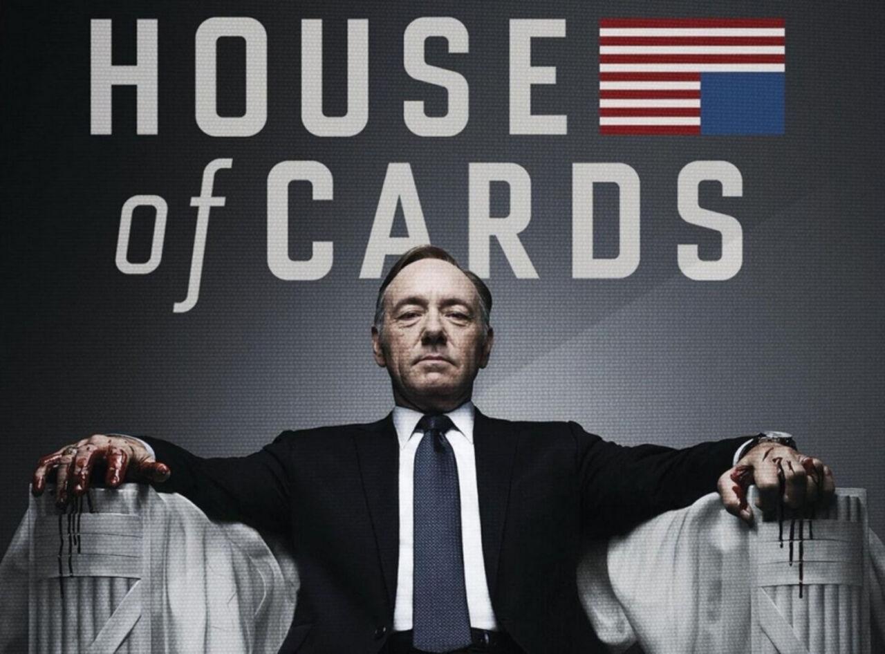 Netflix объявила оновом сезоне «Карточного домика» без Спейси