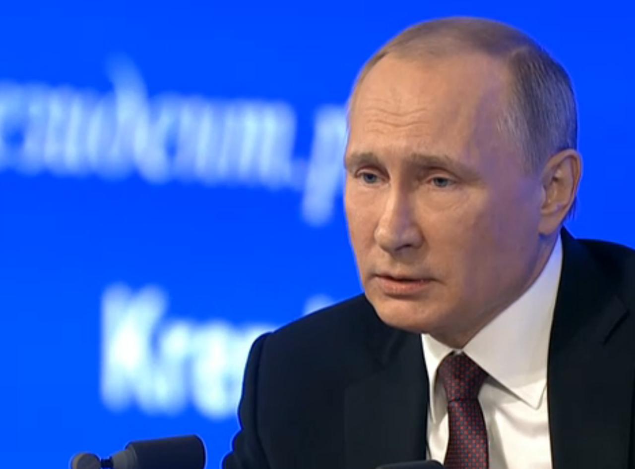 Мынесобираемся добиваться изолированности русской экономики— Владимир Путин