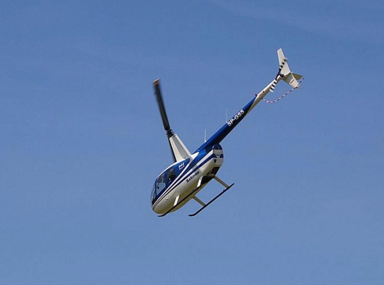 Вертолет сэкс-вице-премьером Алтая наборту потерпел крушение