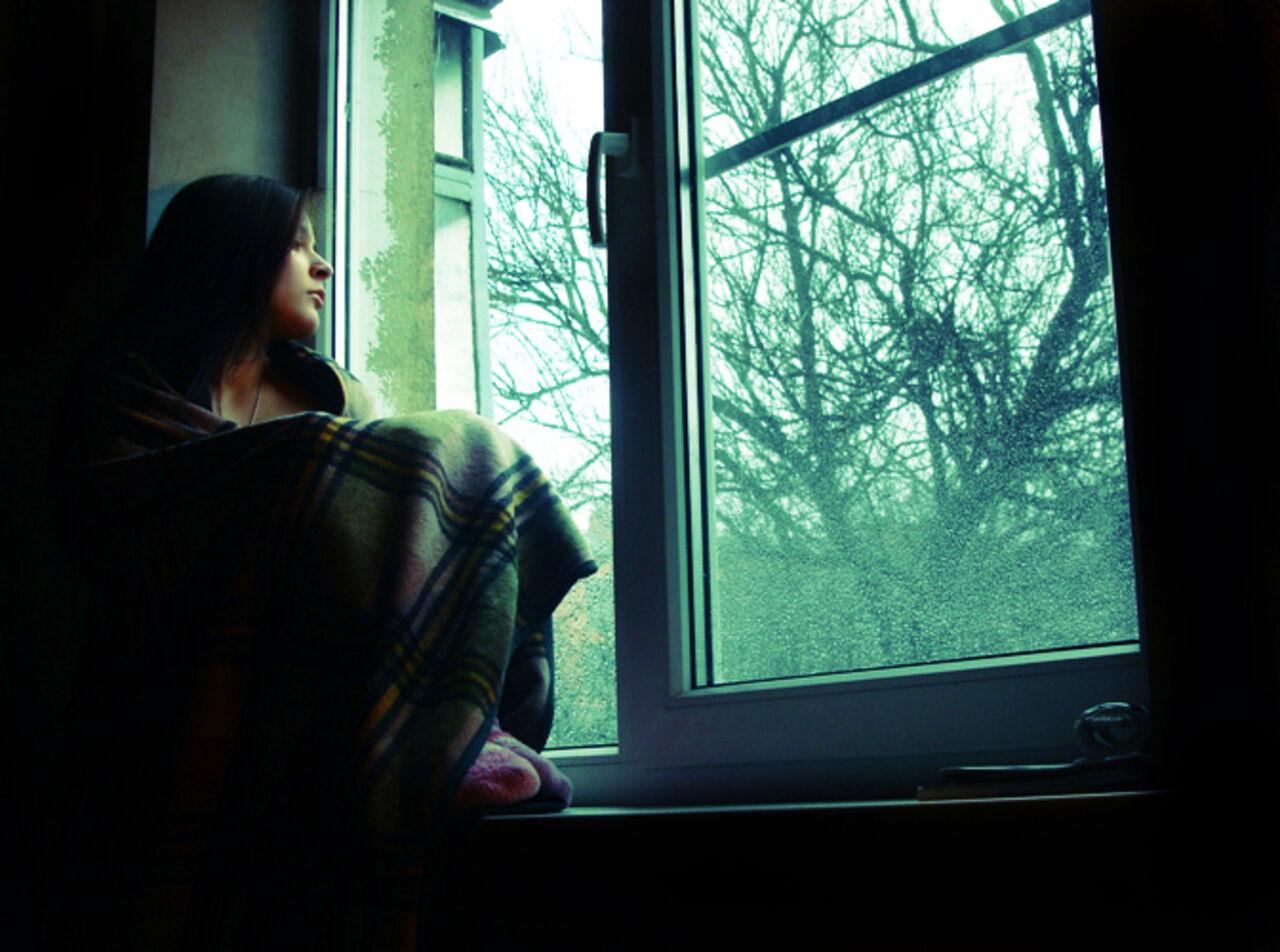 Девушка окно фото 7 фотография