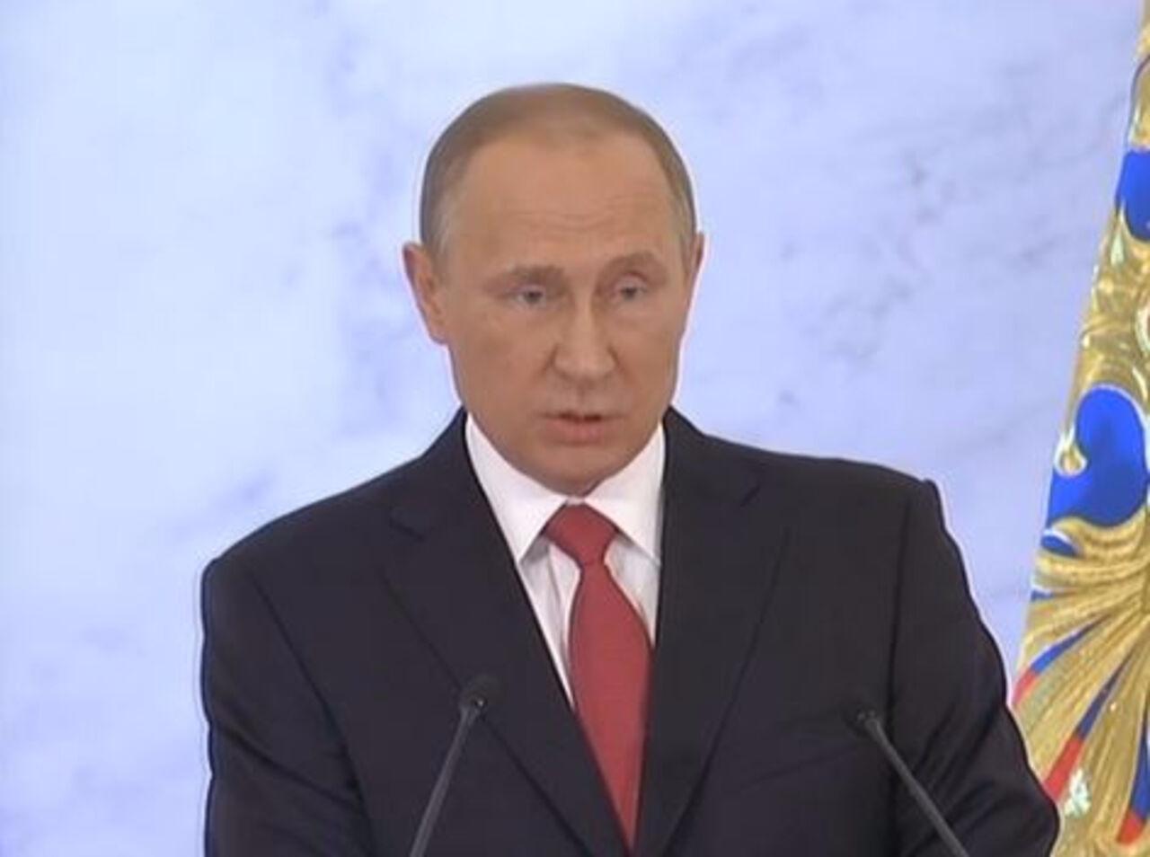Путин назвал основные причины торможения вэкономике