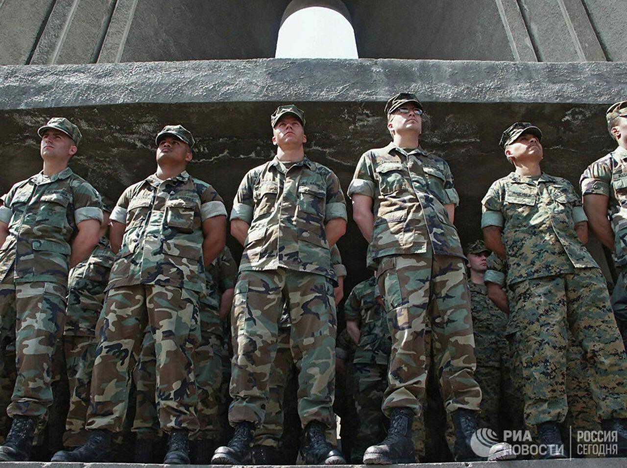 Норвегия хочет  удвоить число расположенных  вгосударстве  американских солдат