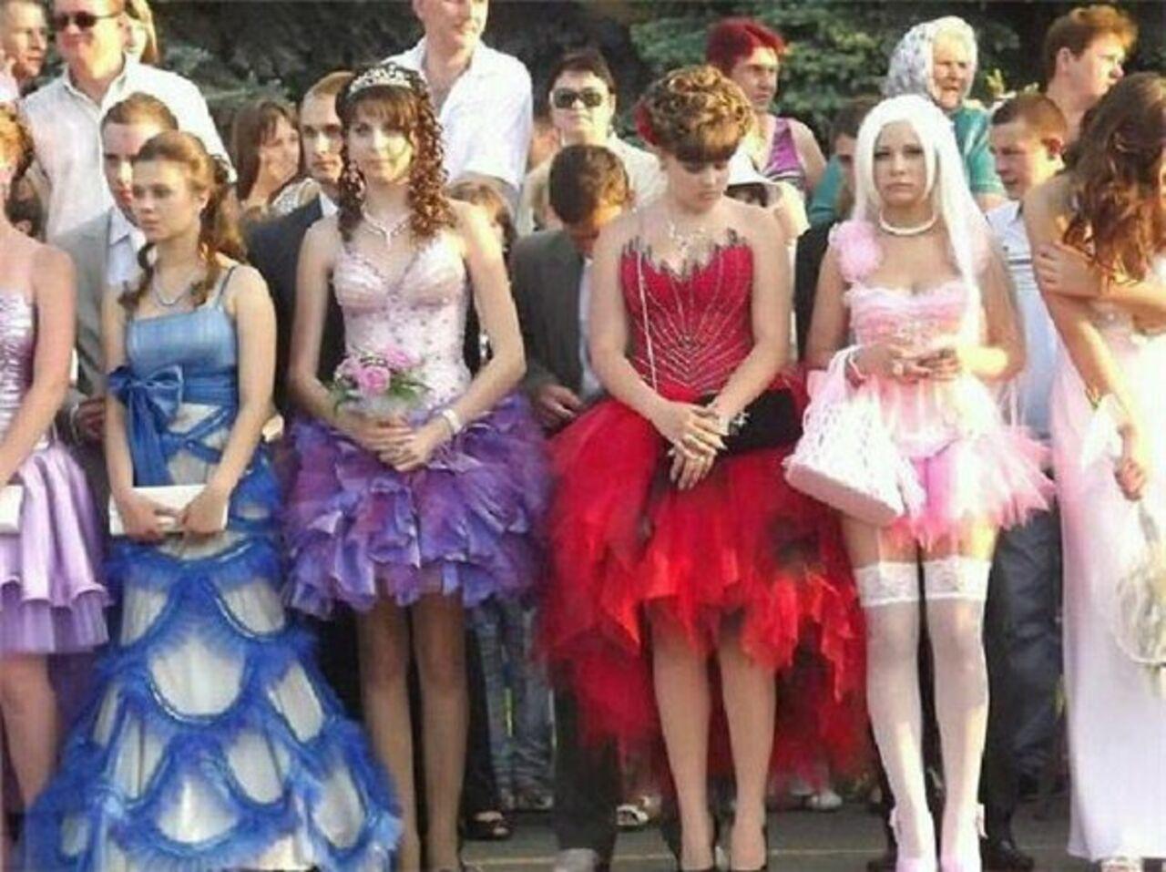 Фото девушек после выпускного 12 фотография