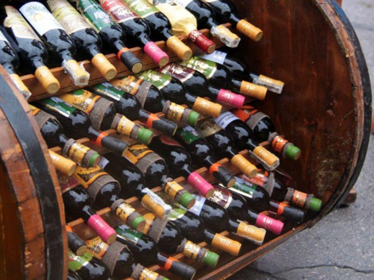 Вино вполне может стать продуктом питания вМолдавии