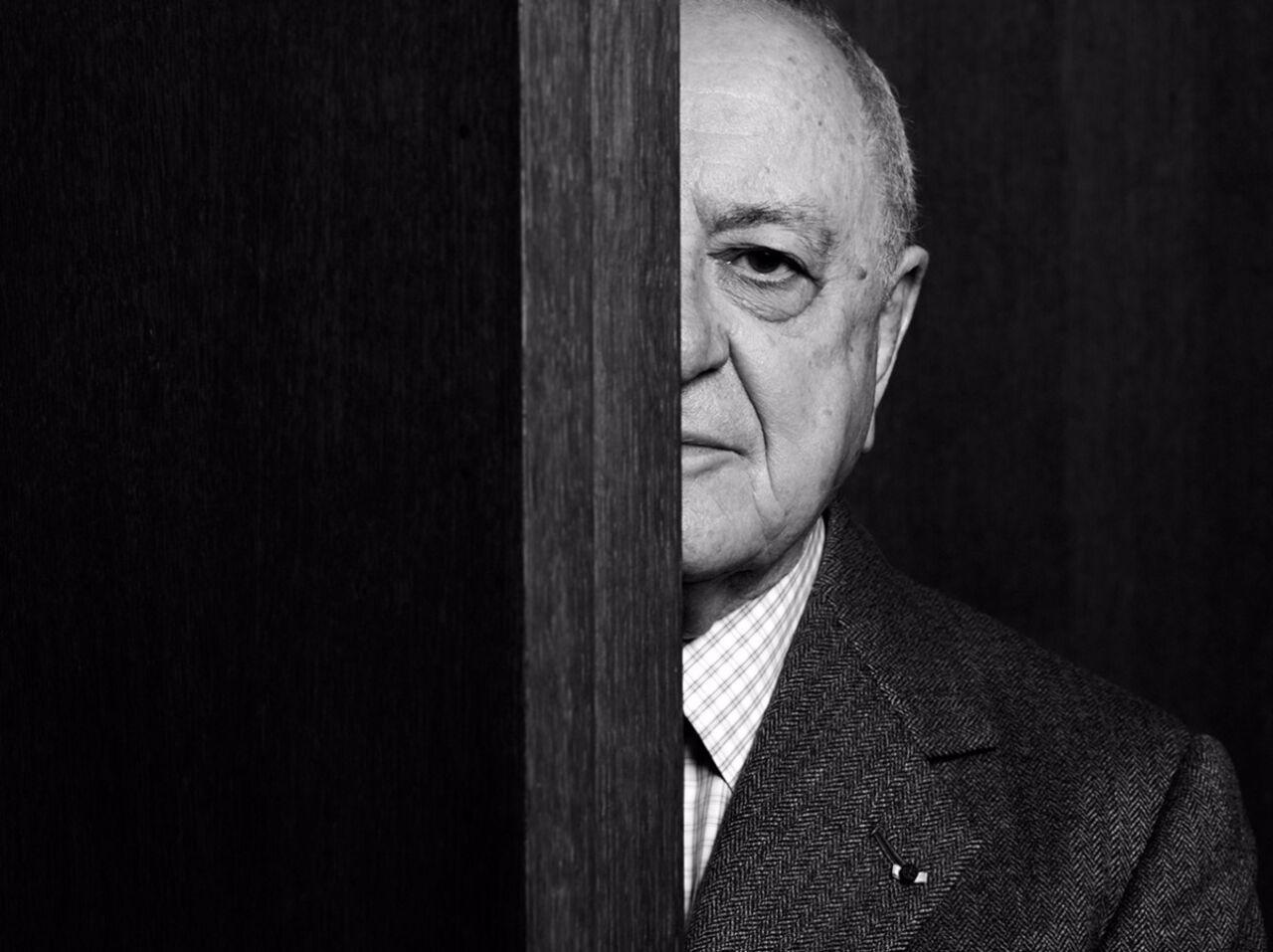 Скончался сооснователь Yves Saint Laurent— Пьер Берже