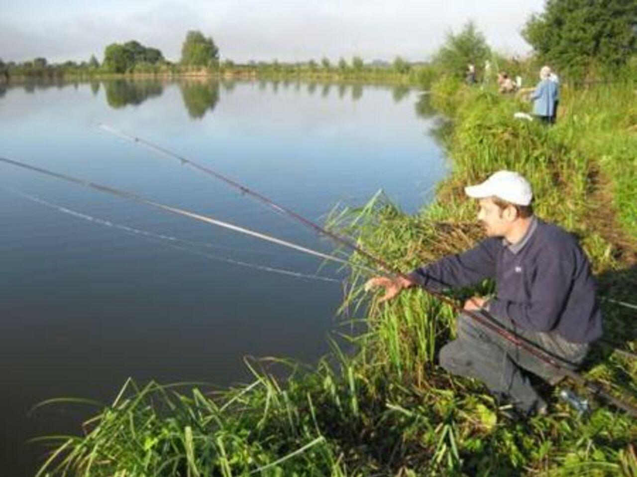 платная рыбалка в крыму в первомайском
