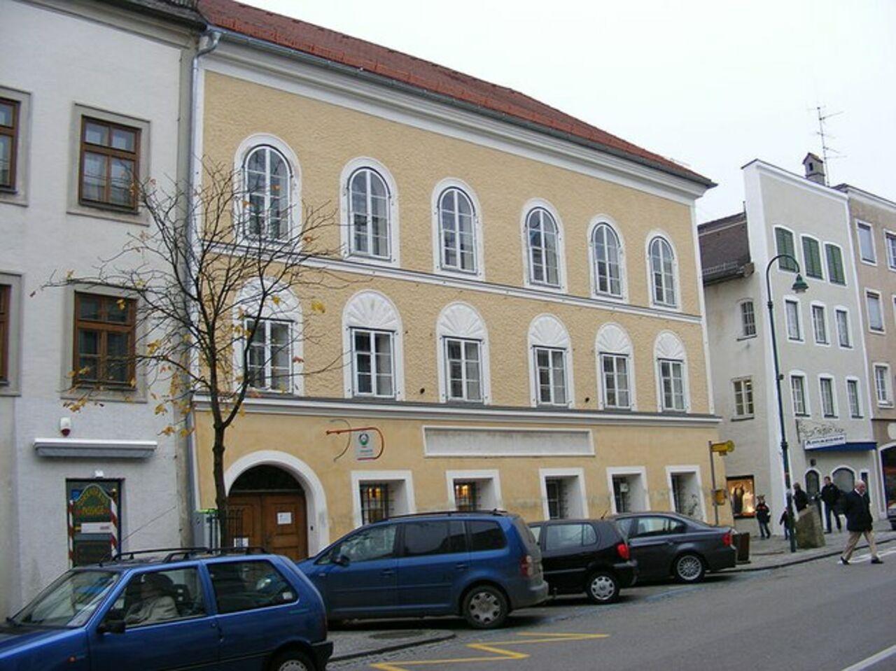 ВАвстрии снесут первый дом Гитлера