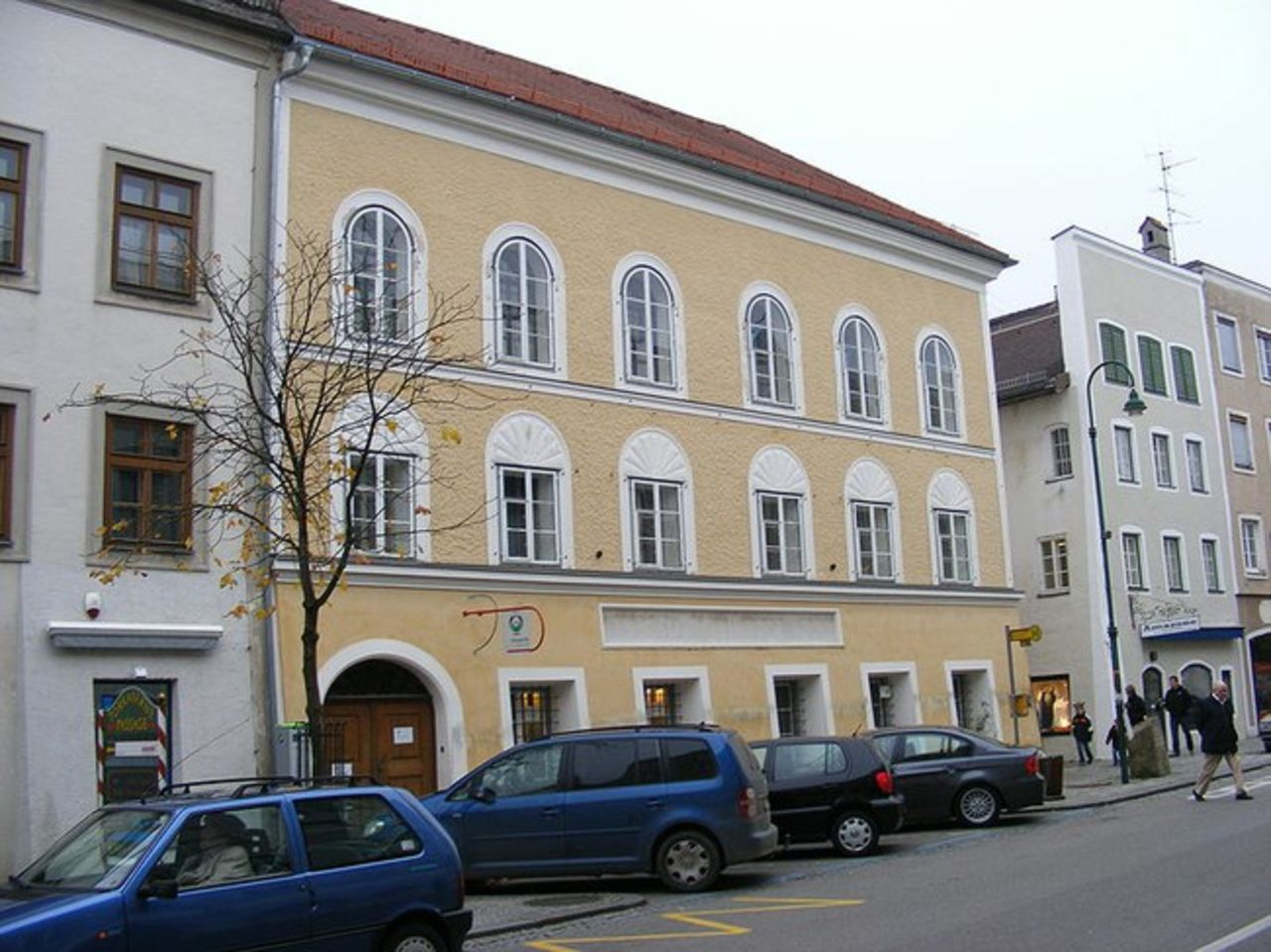 Власти Австрии снесут дом Гитлера