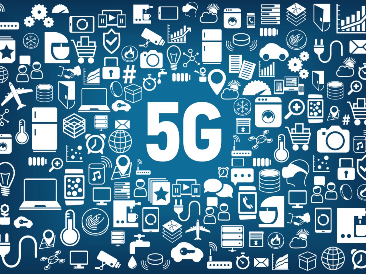 В Российской Федерации определены частоты для 5G