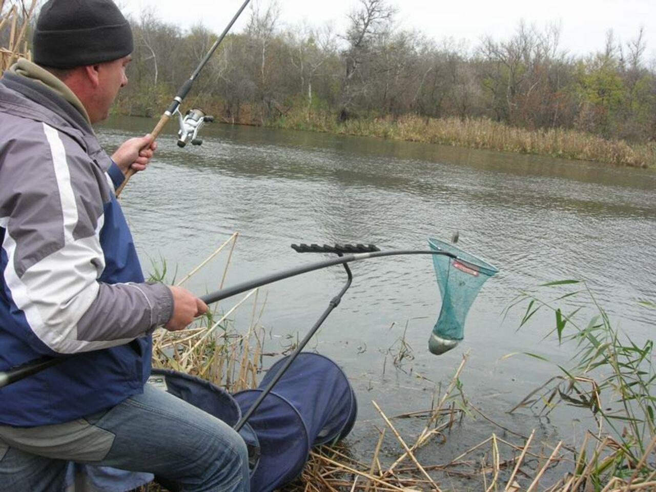 рыбалка видео в каменске