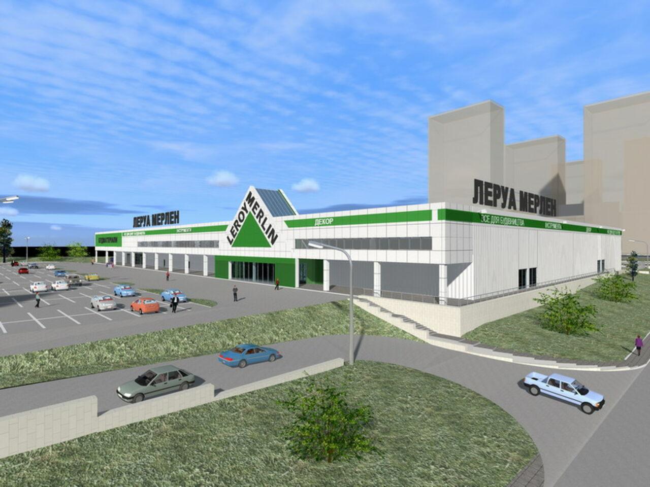 В основном районе Кемерова планируют открыть 2-ой «Леруа Мерлен»