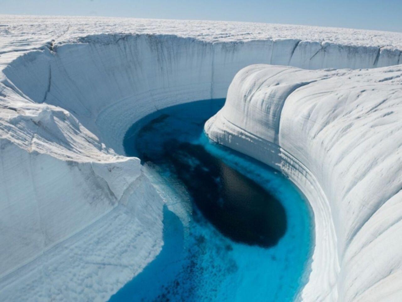 Геологи в Антарктиде обнаружили самый большой каньон на Земле