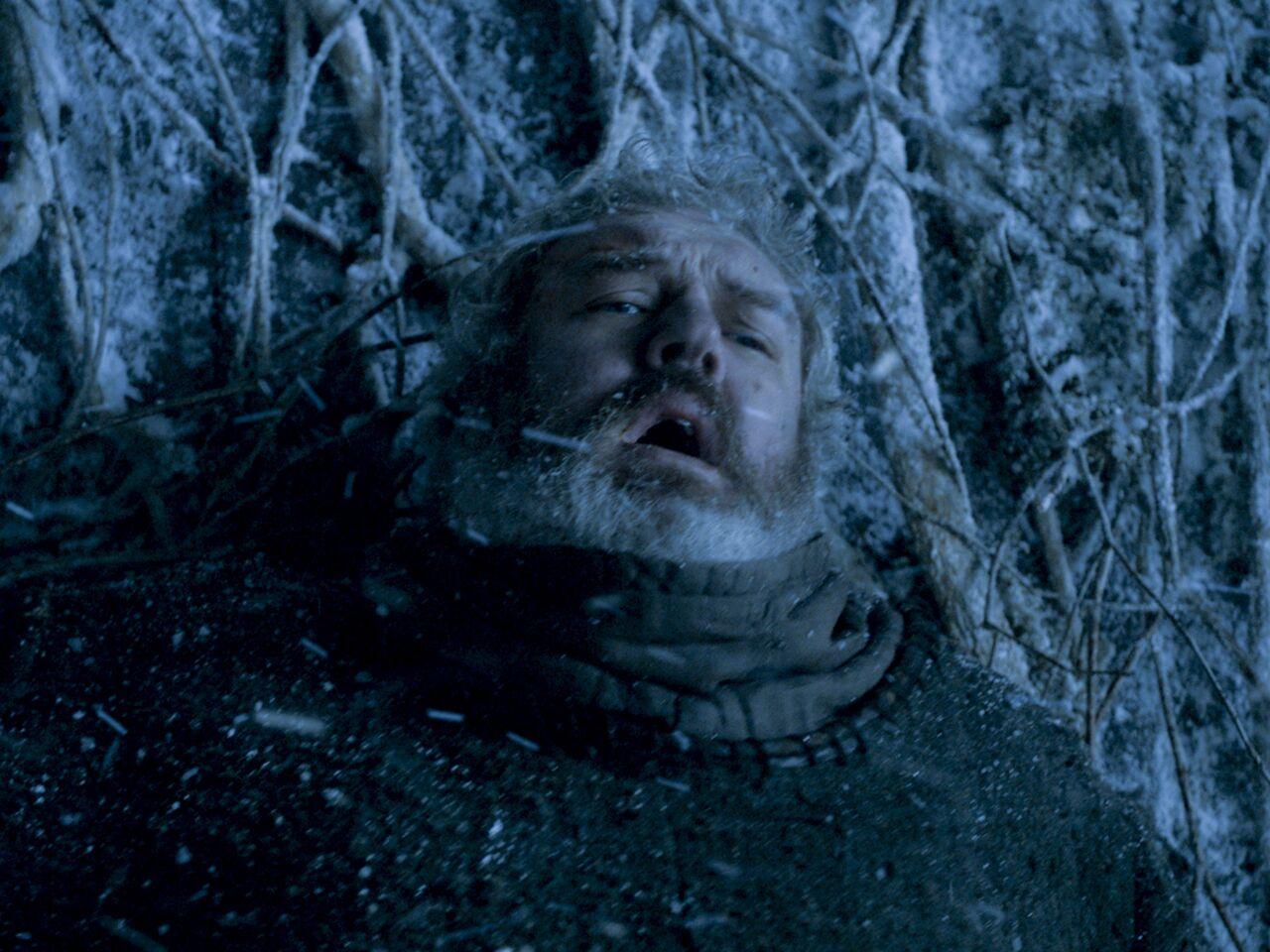 Шоураннеры «Игры престолов» заявили, что смерть Ходора была идеей Джорджа Мартина