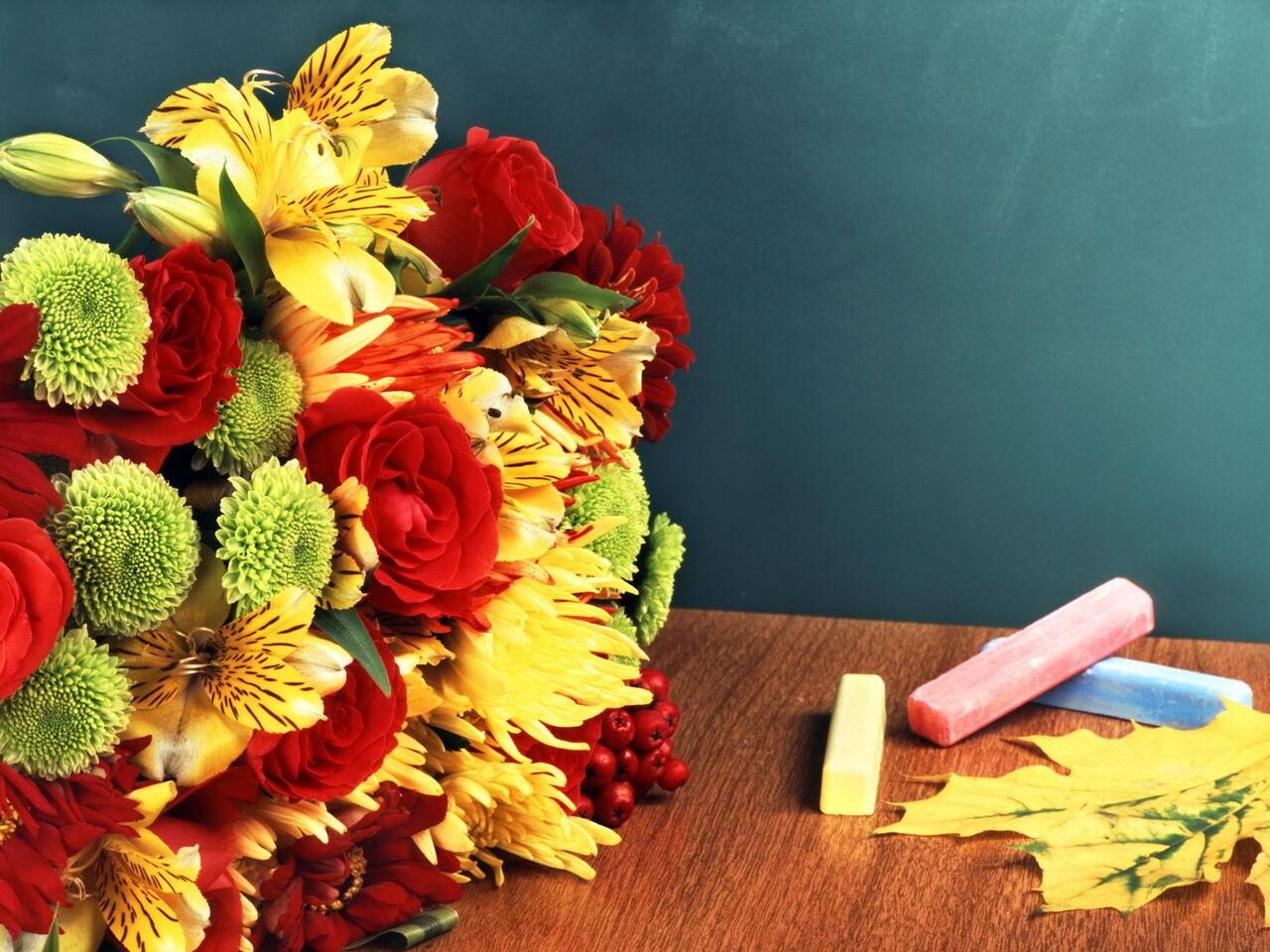 Поздравления с днем рождения учителю/учительнице - Поздравок 15