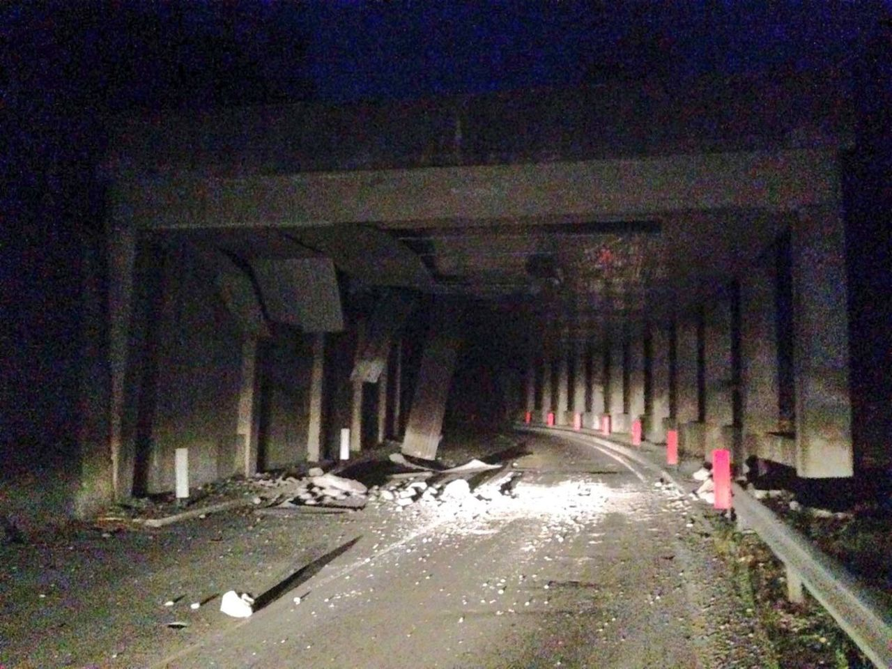 Землетрясение вИталии: мэр Аматриче объявил оразрушении «половины города»